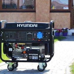 Ремонт бензогенераторов Hyundai