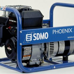 Профессиональный ремонт бензогенераторов SDMO