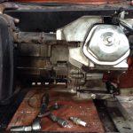 Ремонт двигателя бензогенератора